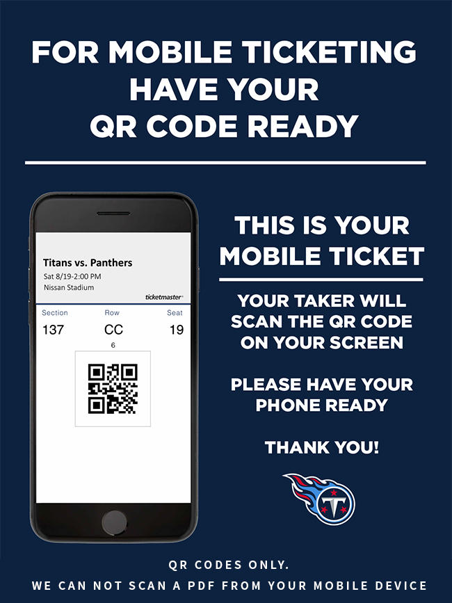 Titans gameday 2017 back to ticket information fandeluxe Choice Image